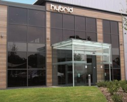 Granthams' event will be held at Hybrid Services' UK showroom in Crewe