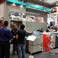 CRON showcases the HDI Flexo series at Labelexpo this week (Stand 9B18) providing an overview of the wide range of labelling and packaging applications available.