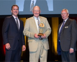 Bruce Bell Lifetime Achievement award