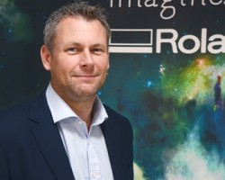 Darren Penny, Head of Sales at Roland DG