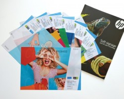 Soyang Europe is exclusively distributing Aurich Textilien's range of HP Latex certified fabrics
