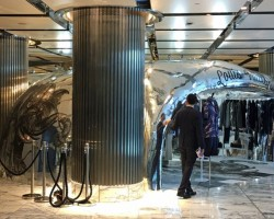 World's first' 3D printed pop-up stores created for Louis Vuitton using Massivit 3D printing