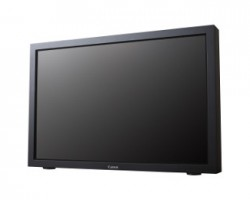 Canon 30 inch 4K resolution industrial video display