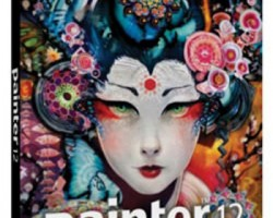 Corel Painter12 Box