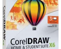 CorelDraw Home & Student Suite 6