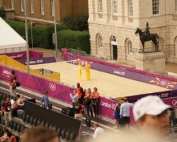 NatureNetting at London Olympics 2012