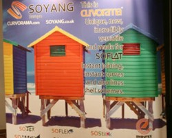 SOYANG Europe CURVORAMA curved banner