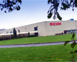 Ricoh Customer Experience Centre in Telford UK