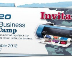 BN-20 Boot Camp Invitation