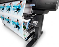 EcoPrint will see HP reiterate its focus on sustainability such as the HP Designjet L26500 Printer