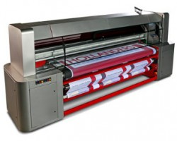 HPS ColorBooster XL digital textile printer