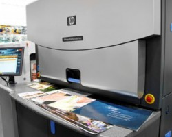 The HP Indigo photo prints solution is available with the HP Indigo WS6000p Digital Press