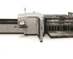 The new HP Scitex 15000 Corrugated Press offers converters and display makers the ability to print direct to corrugated media as well as short-run and versioning capabilities