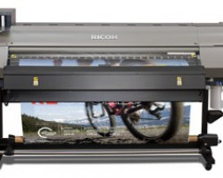Ricoh Pro L4100 Large Format Printer Series
