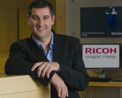 Chas Moloney, director, Ricoh UK and Ireland