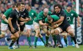 brian odriscoll supported by paul oconnell tackled by luke romano