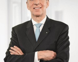Dr Matthias L Wolfgruber CEO ALTANA AG