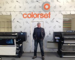 Colorset Director Tom Phelan