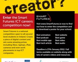 Smart Futures Competition ad Metro
